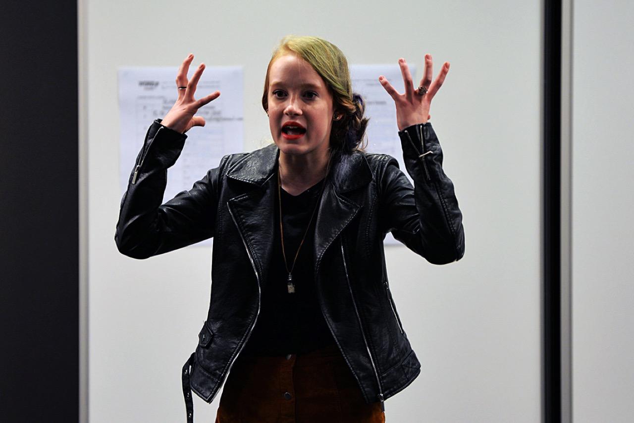 Workshop Poetry Slam