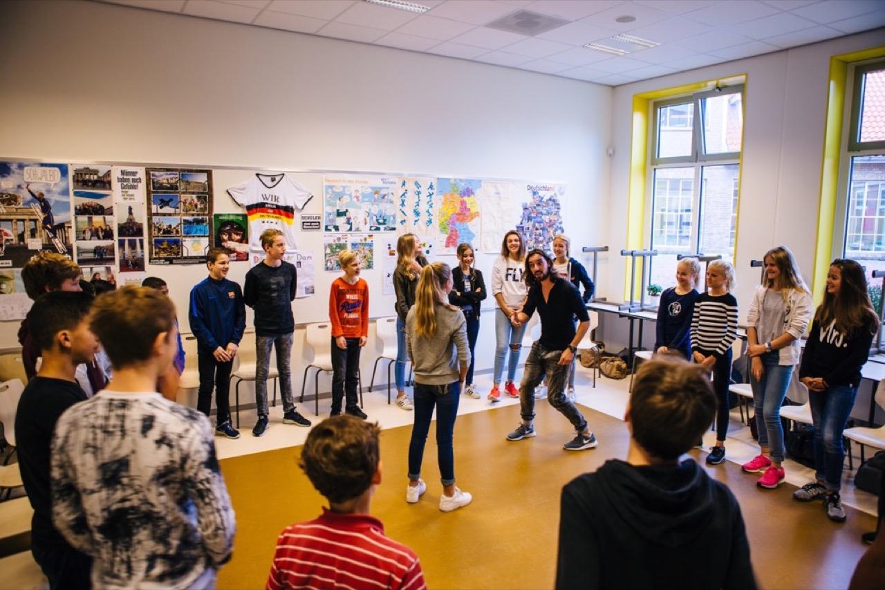 Projectdag Theatersportbattle