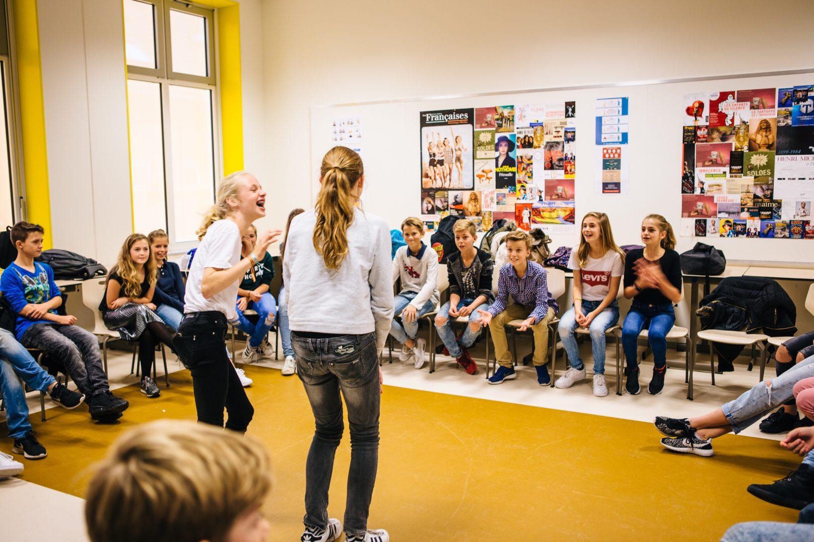 Workshop Verhalen vertellen
