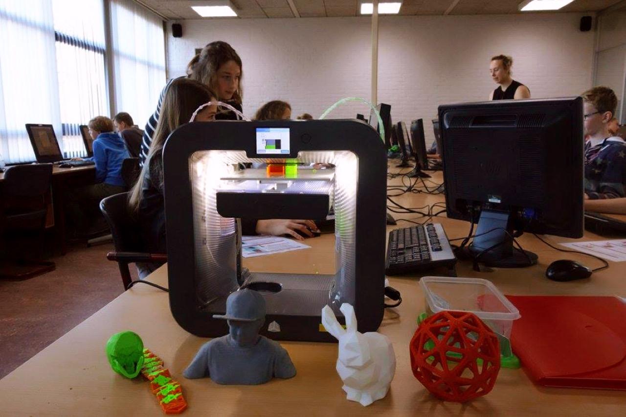 Workshop 3D Printen