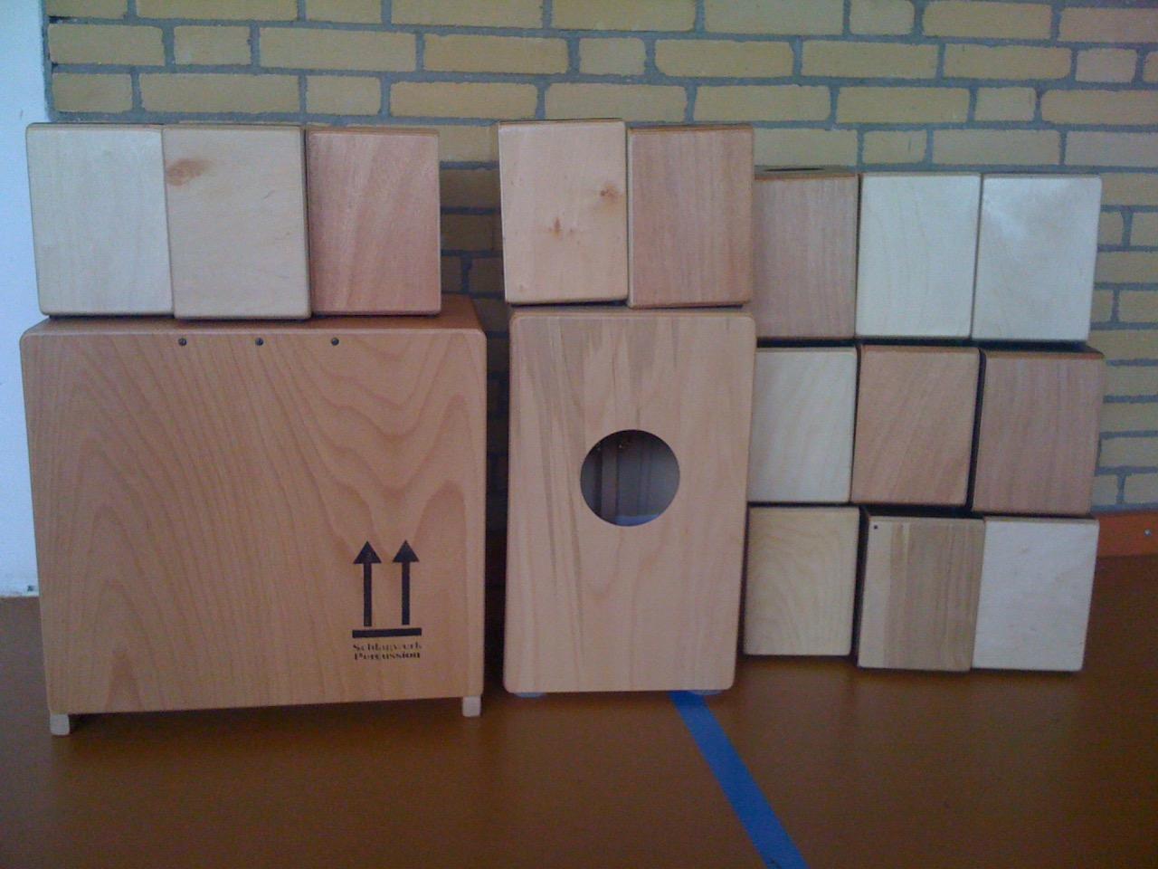 Workshop Cajon