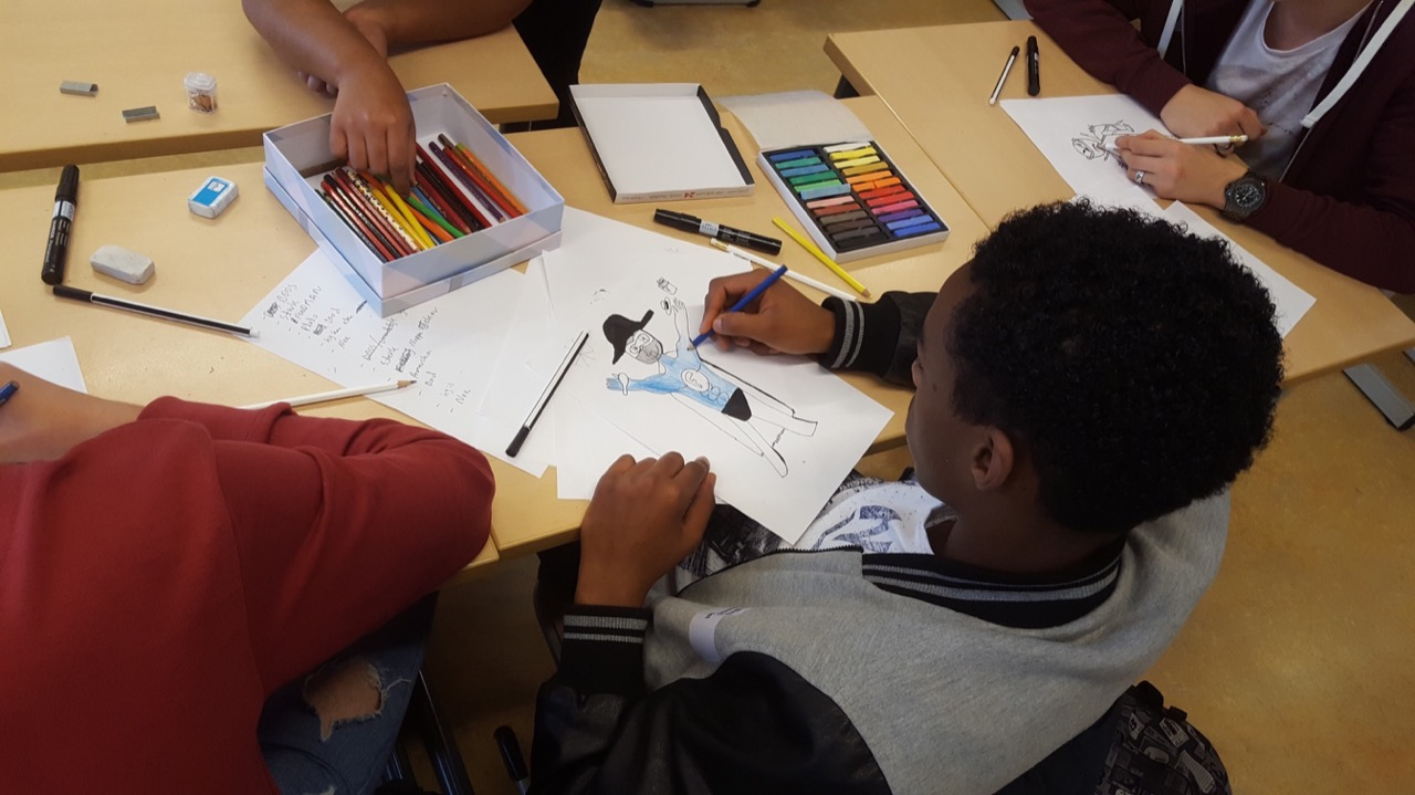 Workshop Illustreren