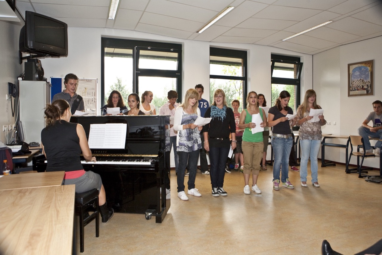 Workshop Musical zingen