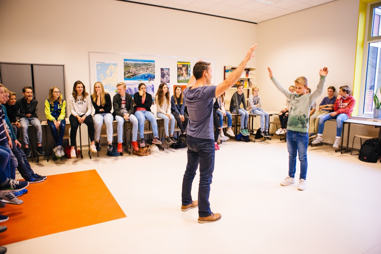 Workshop Theatersoap